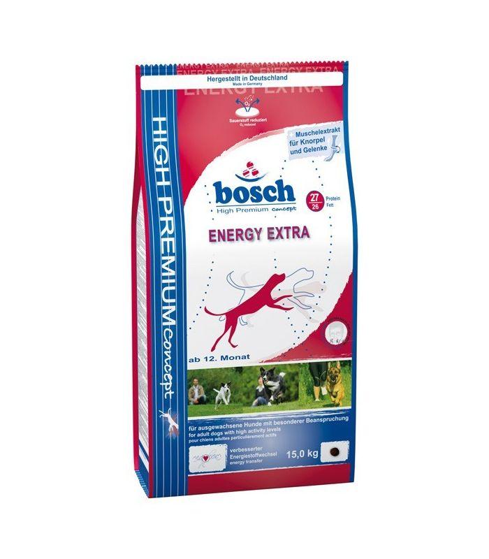 Bosch HP Energy Extra 15 Kg