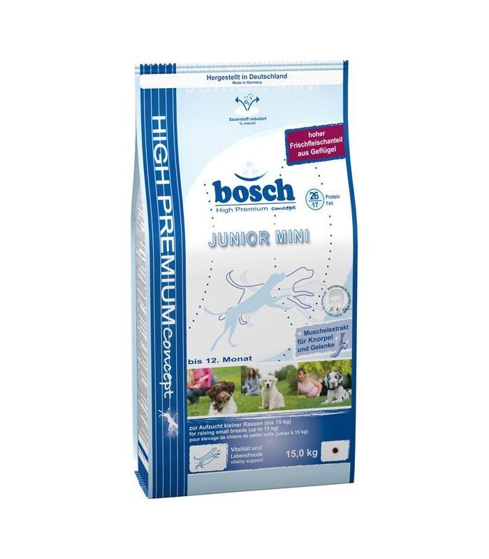 Bosch HP Junior Mini 15 Kg