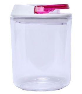 Container Ermetic Klikon 1.25 Litri Roz