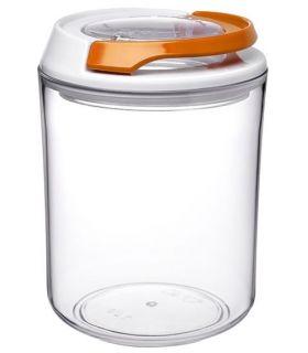Container Ermetic Klikon 1.25 Litri Portocaliu