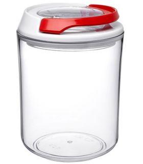 Container Ermetic Klikon 1.25 Litri Rosu