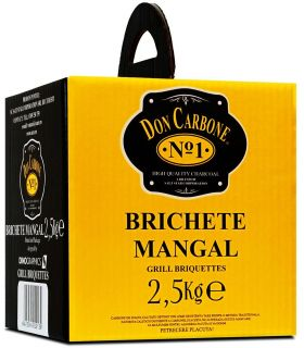 Brichete Mangal 2.5 kg Don Carbone