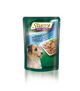 Stuzzy Speciality Dog Peste Alb 100g
