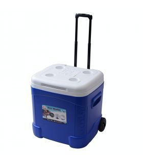 Lada Frigorifica Ice Cube Maxcold Roller 56 Litri Igloo USA