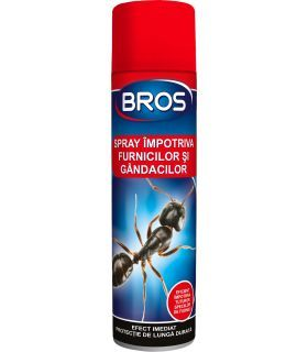Bros Spray Impotriva Furnicilor si Gandacilor 150 ml