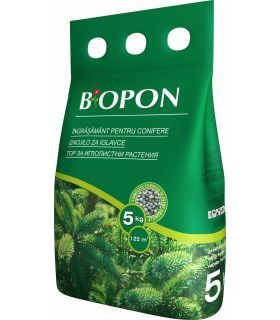 Biopon Ingrasamant Conifere 5 kg
