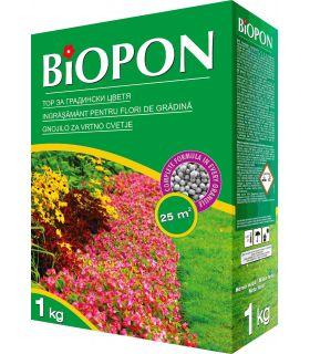 Biopon Ingrasamant Flori de Gradina 1kg