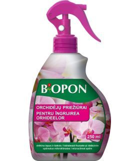 Biopon Ingrijire Orhidee Spray 250 ml