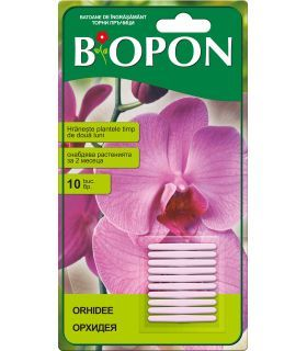 Biopon Ingrasamant Orhidee Sticks 10 buc
