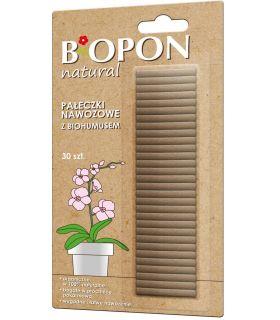 Biopon Ingrasamant Natural Biohumus Sticks 30 buc