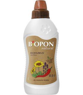 Biopon Biohumus Natural Universal 0.5 l