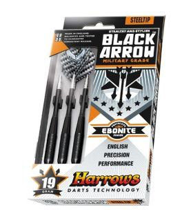 Black Arrow Steel