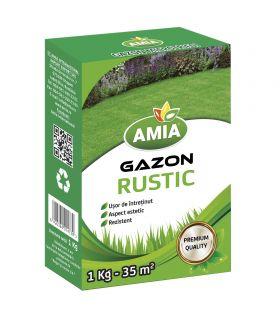Seminte Gazon Rustic 1 Kg Amia