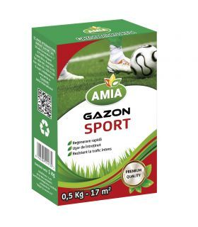 Seminte Gazon Sport 0.5 Kg Amia