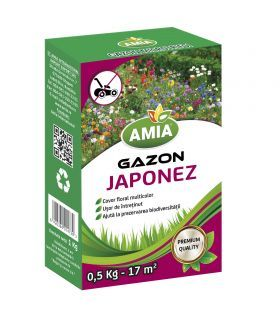 Seminte Gazon Japonez 0.5 Kg Amia