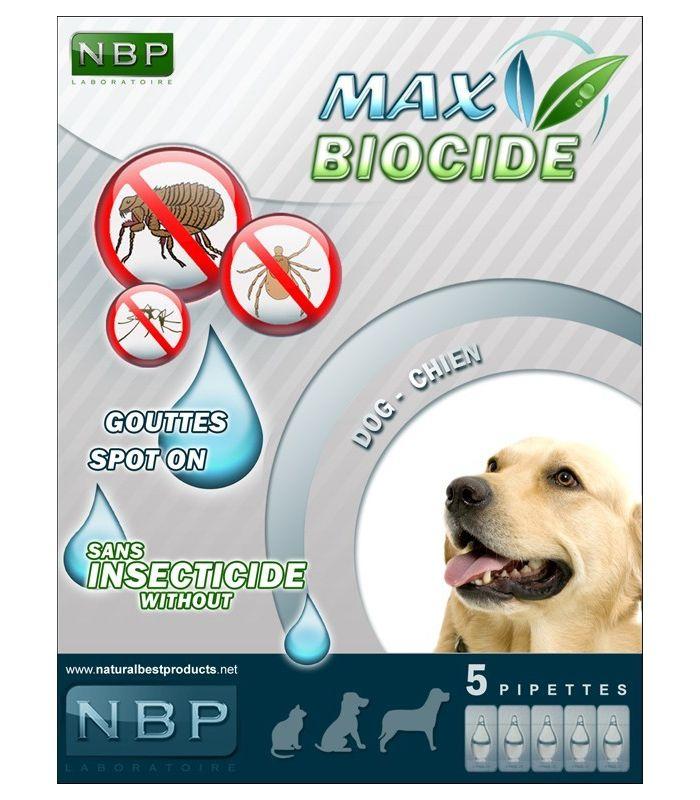 NBP Pipete Antiparazitare Caine 5buc