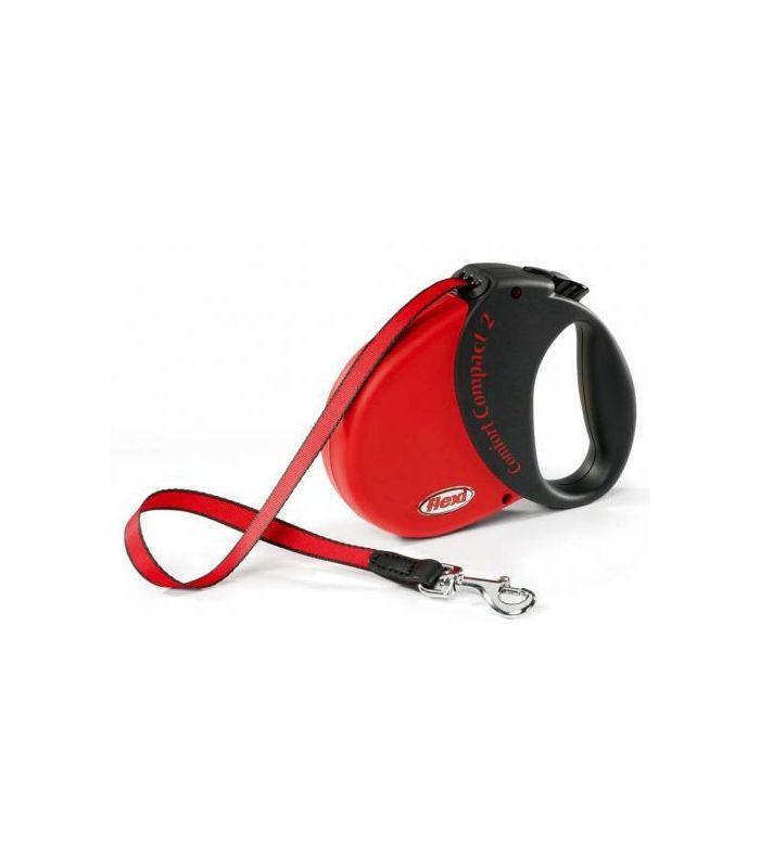 Flexi Comfort Compact 2 M Rosu